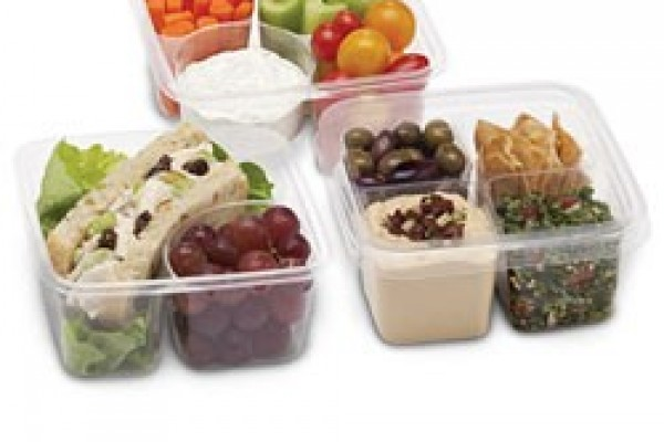 Greenware® On-The-Go Boxes
