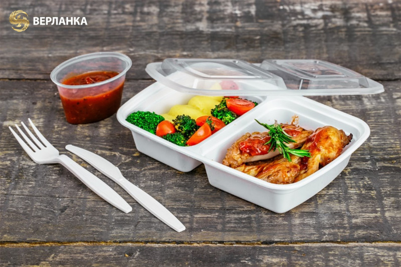 Compartment food containers