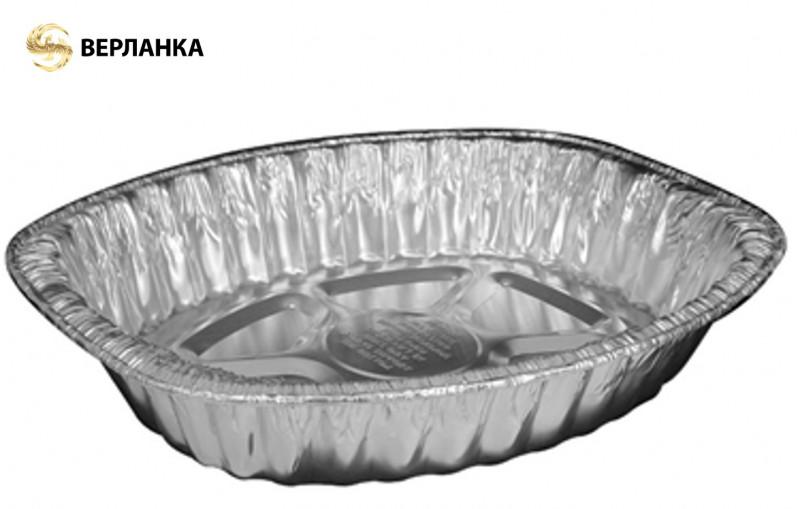 алюминиевая одноразовая форма