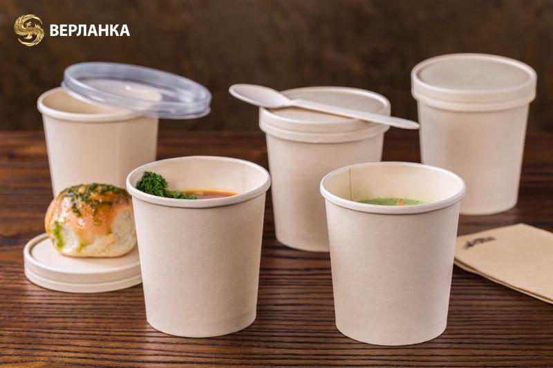 эко контейнеры для супа