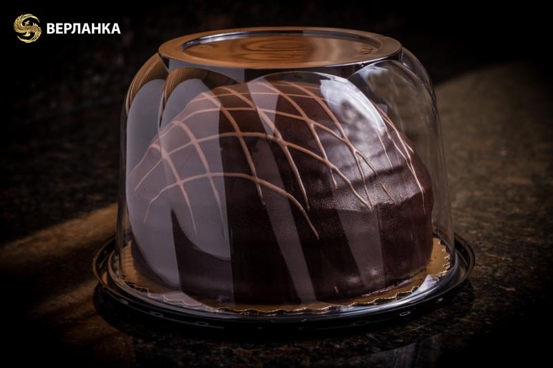 круглая упаковка для тортов