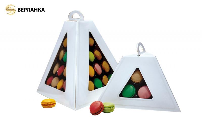 коробочки для макаронс